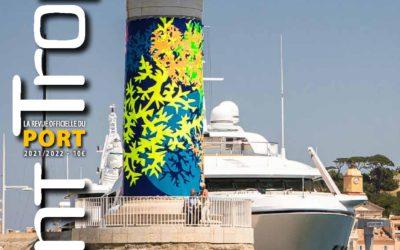 Nouveau ! Édition de la Revue Officielle du Port 2021-2022