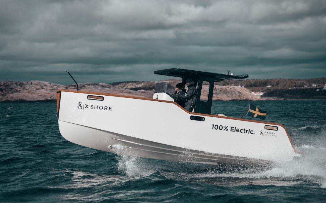 Saint-Tropez E-Marine 2021 by Aqua superPower